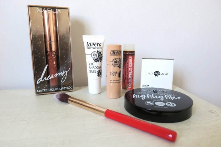Haul make-up Ayanature